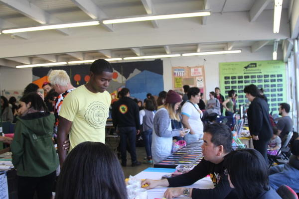 <p>The East Portland Arts and Literary Festival, held in September 2017.</p>
