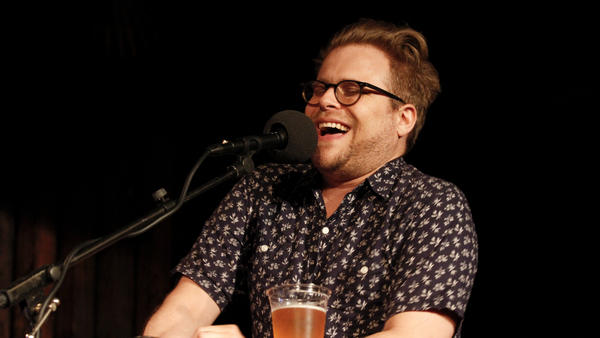Adam Conover on Ask Me Another.