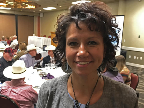 Julie Ellingson, executive vice president of the North Dakota Stockmen's Association, says exports are key because they boost cattle prices.