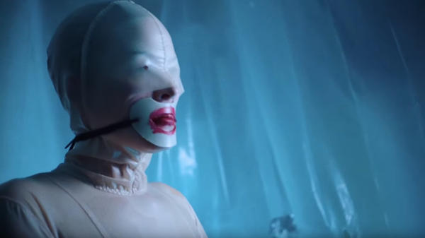 A still from Fever Ray's teaser video.