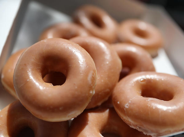 A Krispy Kreme doughnut was to blame for a white substance that led to an Orlando man being jailed on drug charges. Results from roadside drug test kits conducted by law enforcement officers can be unreliable.
