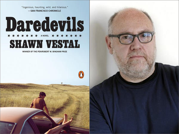 Spokane writer Shawn Vestal won the Washington State Book Award for fiction for his debut novel, ''Daredevils''.