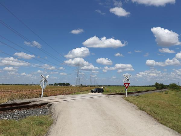 "An NTSB investigation on a deadly hot air balloon crash in July 2016 found that the pilot had a ""pattern of poor decision-making"" and was impaired by drugs and medical conditions. Here, authorities block a road near the crash site in Maxwell, Texas."