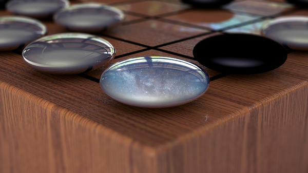 According to the researchers, there are 10 to the power of 170 possible board configurations in Go — more than the number of atoms in the known universe.