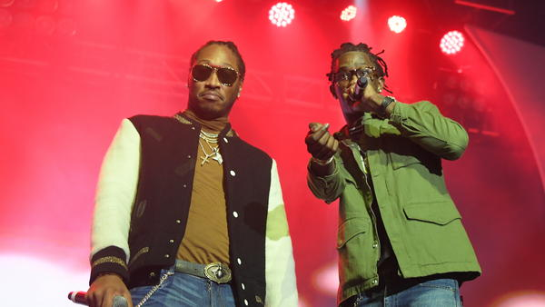 'Tis the season to be slimey on the new surprise mixtape from Future and Young Thug.