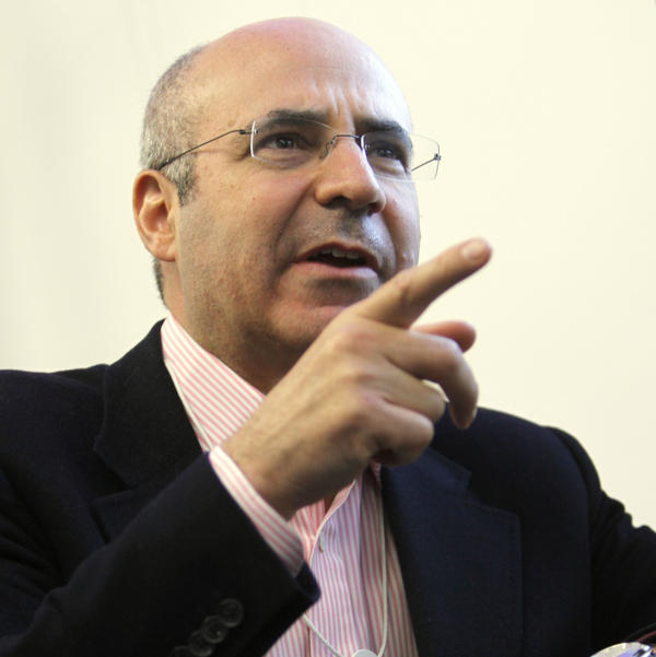 Bill Browder, shown in Davos, Switzerland, in 2011, was a hedge fund manager. His lawyer, Sergei Magnitsky, died in custody in Russia.