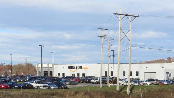 Amazon's three data centers in Hilliard, Dublin and New Albany opened one year ago. The data centers are part of Amazon Web Services, which primarily serves corporate customers.
