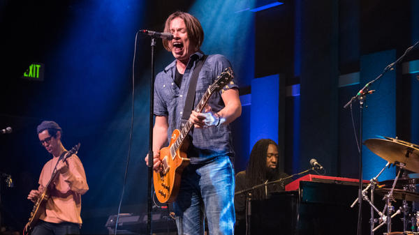 Jonny Lang performs at World Cafe Live in Philadelphia