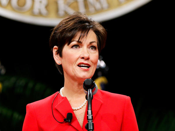 """Obamacare gives states very little flexibility for innovation,"" said Iowa Gov. Kim Reynolds, after withdrawing the state's insurance waiver request."