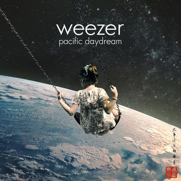 Weezer's latest album is <em>Pacific Daydream</em>