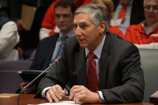 Senate Republican Leader Len Fasano