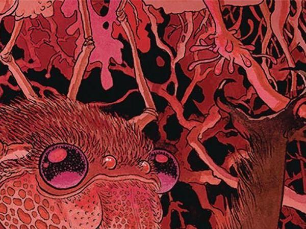 'Satania' by Kerascoet and Fabien Vehlmann