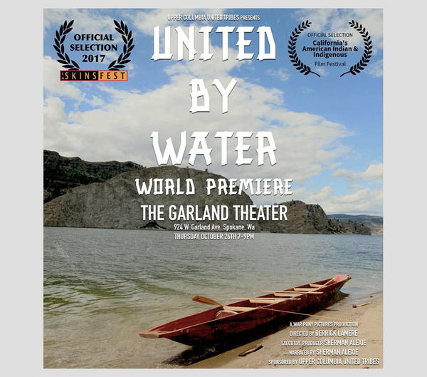 The film ''United by Water'' will premiere in Spokane Thursday.