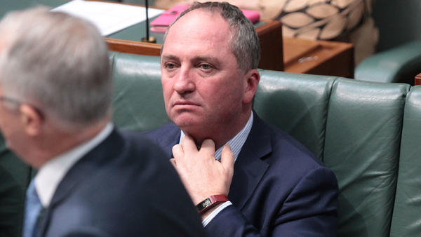 Barnaby Joyce is now Australia's former deputy prime minister, after a court ruled his dual citizenship made his election invalid.
