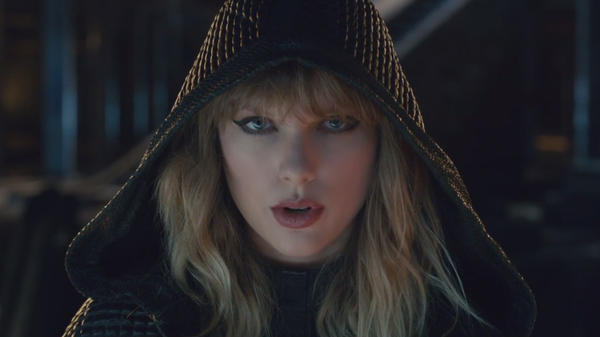"""A still from Taylor Swift's """"... Ready For It?"""" video."""