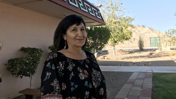 Vickie Simmons, vice chair of the Moapa Band of Paiutes, wants a guilty verdict for Cliven Bundy. She believes he doesn't respect other uses of public land in southern Nevada.