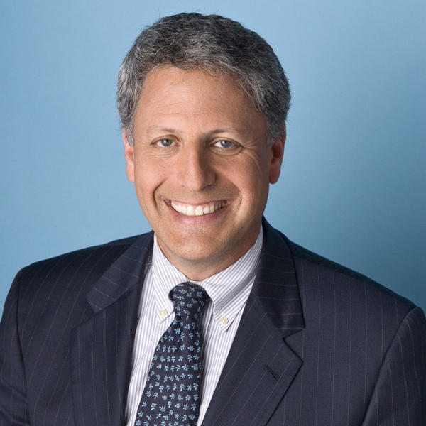 <p>Incoming NPR CEO and President Gary Knell.</p>