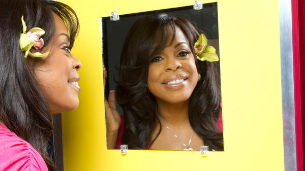 "Niecy Nash is the star of the new family ""docu-sitcom,"" <em>Leave It To Niecy</em>, on TLC."