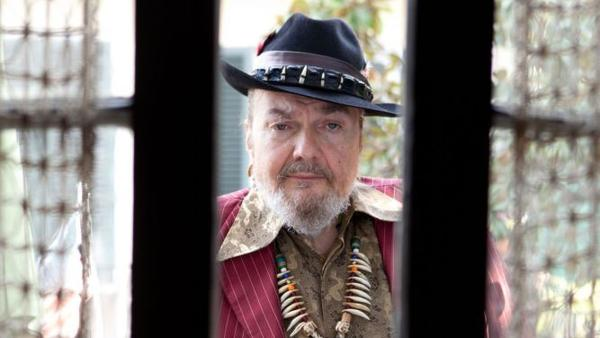 Dr. John's newest album, <em>Locked Down,</em> comes out Tuesday.