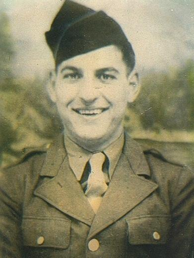 Army Pvt. Corrado Piccoli was killed in action in Europe during WWII. His Purple Heart was a cherished family keepsake, but was lost over the years.