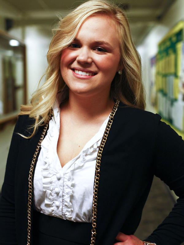 Rachel Drechsler, 23, Republican.