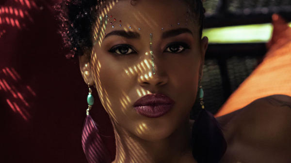 "Natalie ""The Floacist"" Stewart's second solo album is <em><em>Floacist Presents: Floetry Rebirth</em>.</em>"
