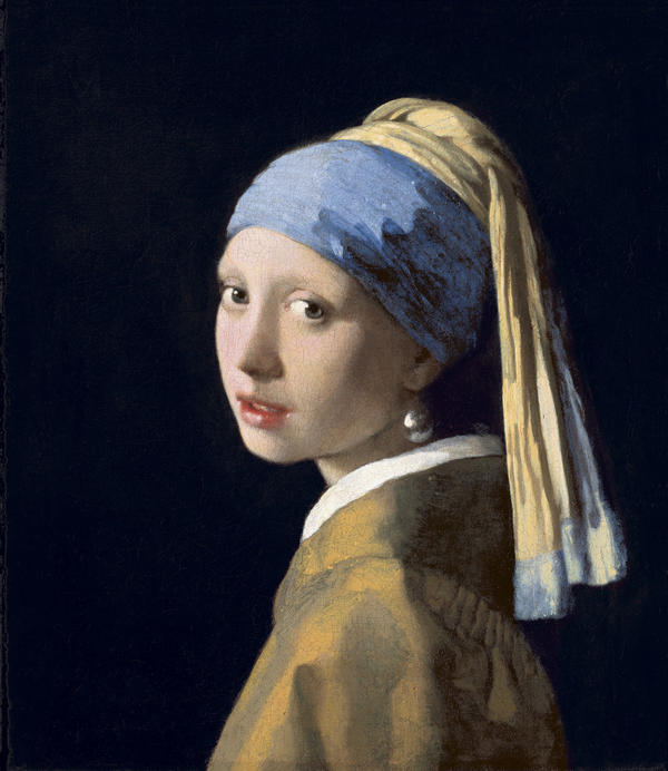 Vermeer's <em>Girl With a Pearl Earring</em> is also showing on the West Coast, at the de Young Fine Arts Museum in San Francisco, until June 2.