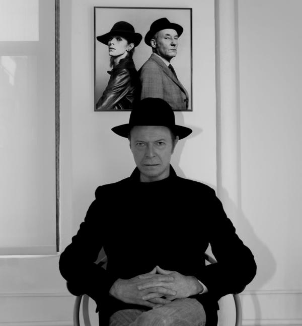 David Bowie's album, <em>The Next Day, </em>will come out on March 12.