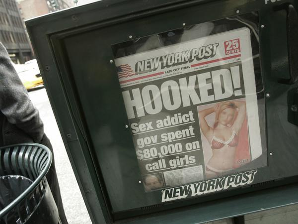 The <em>New York Post</em> is notorious for topping its stories of scandal and gossip with brazen and pun-laden headlines.