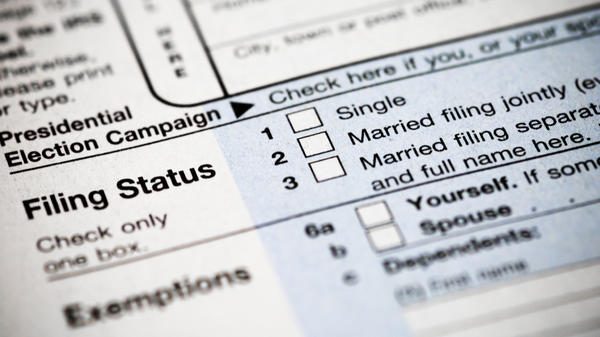 While equal rights occupy a large part of the debate over same-sex marriage, federal taxes are also a concern for gay couples. Experts say repealing the Defense of Marriage Act will affect some same-sex couples when they file their taxes.