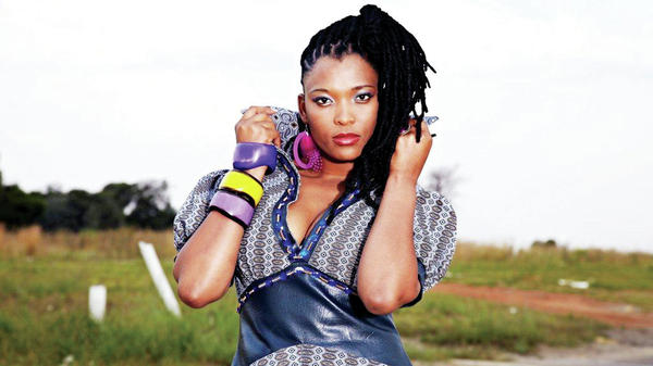 Nkulee Dube's debut album is titled <em>My Way</em>.
