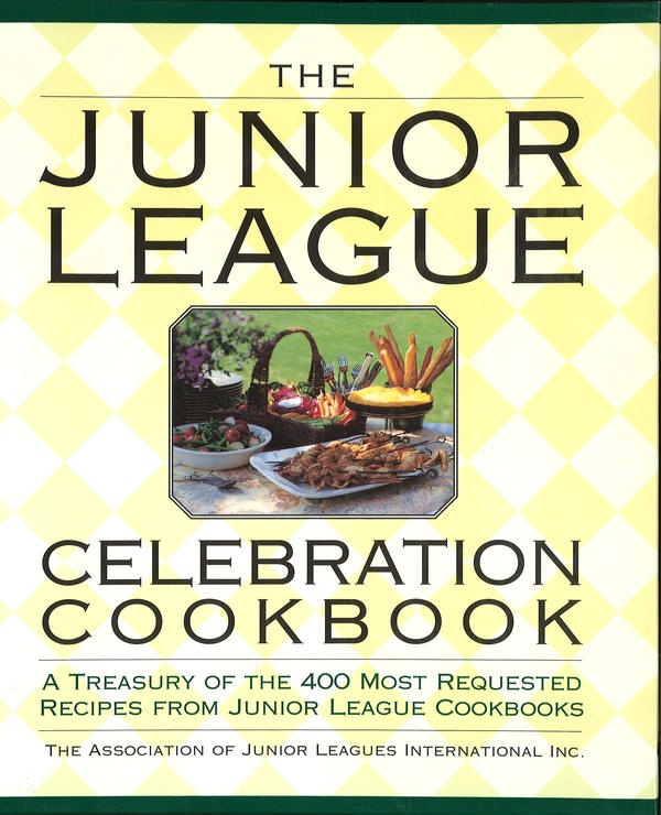 <em>The Junior League Celebration Cookbook</em> is a treasury of the 400 most requested recipes from various Junior League cookbooks.