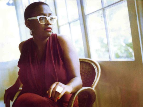 Cecile McLorin Salvant's new album is titled <em>WomanChild</em>.