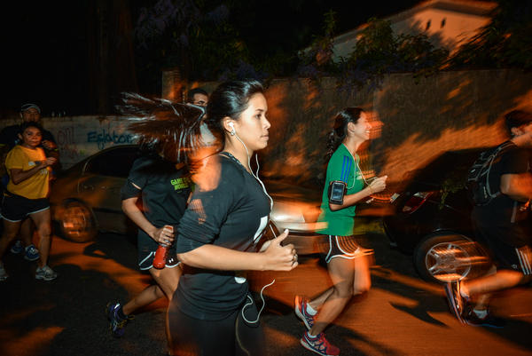 Running in groups has allowed passionate runners to return to the streets without the fear of being attacked.