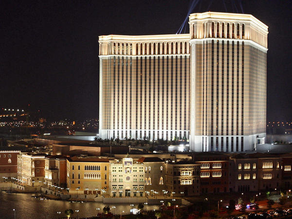 The Venetian Macao, the world's biggest casino by gaming tables, opened to the public in 2007.