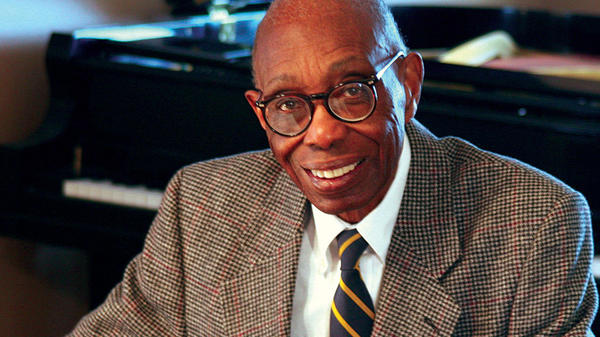George Walker is considered the elder statesman of today's African-American composers.