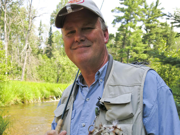 Bruce Pregler, a lawyer in the Detroit suburbs, is president of the Anglers of the Au Sable.