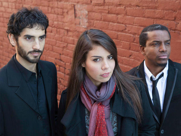 Melissa Aldana and Crash Trio released its self-titled debut album in June.