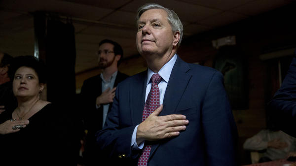 Sen. Lindsey Graham of South Carolina has suspended his campaign for the GOP presidential nomination.