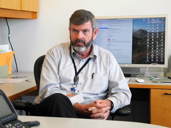 Scott Weaver, of the University of Texas Medical Branch, was one of only a few scientists studying Zika before the latest outbreak in Latin America.