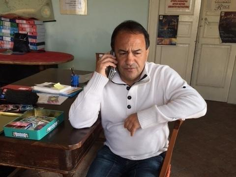 Riace Mayor Domenico Lucano has welcomed the influx of migrants to his small town.