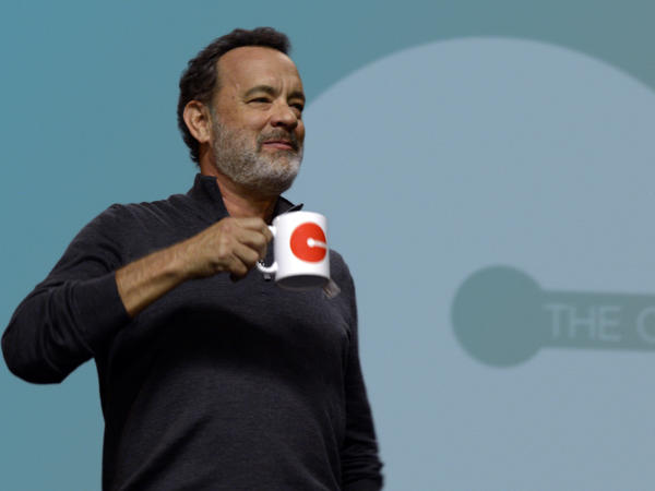 Tom Hanks stars in <em>The Circle </em>as a tech CEO who is part Steve Jobs and part Mark Zuckerberg.