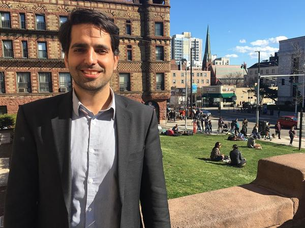 Paulo Melo is a global entrepreneur-in-residence at the University of Massachusetts-Boston. This visa workaround allowed Melo, originally from Portugal, to legally stay in the United States and build his business in Massachusetts.