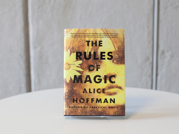 <em>The Rules Of Magic</em> by Alice Hoffman