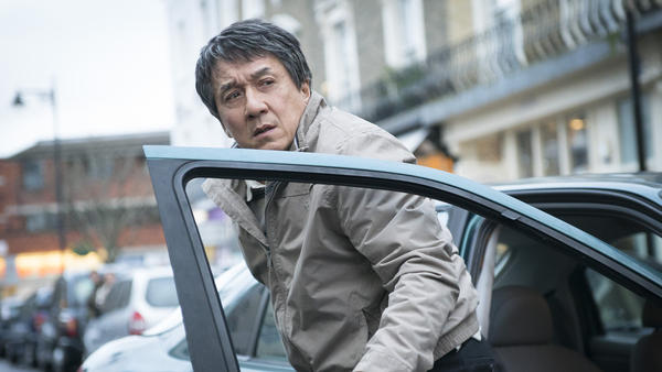 A Very Particular Set Of Kills: In <em>The Foreigner</em>, Jackie Chan is Quan, a father seeking vengeance for the murder of his daughter.