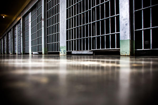 File photo. The projected incarceration rate of Oregonians is expected to fall by 11 percent over the next decade.