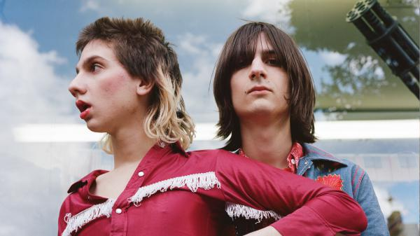 Michael and Brian D'Addario, the brothers who make up The Lemon Twigs, channel sounds from decades past.