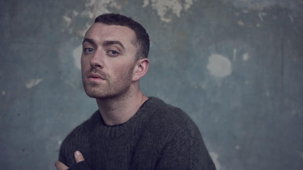Sam Smith's latest album, <em>The Thrill of It All</em>, is out Nov. 3.
