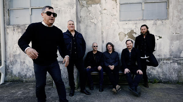 The Afghan Whigs.