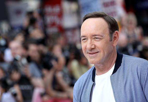 "Kevin Spacey attends the European premiere of Sony Pictures ""Baby Driver"" on June 21, 2017 in London, England. (Tim P. Whitby/Getty Images for Sony Pictures )"